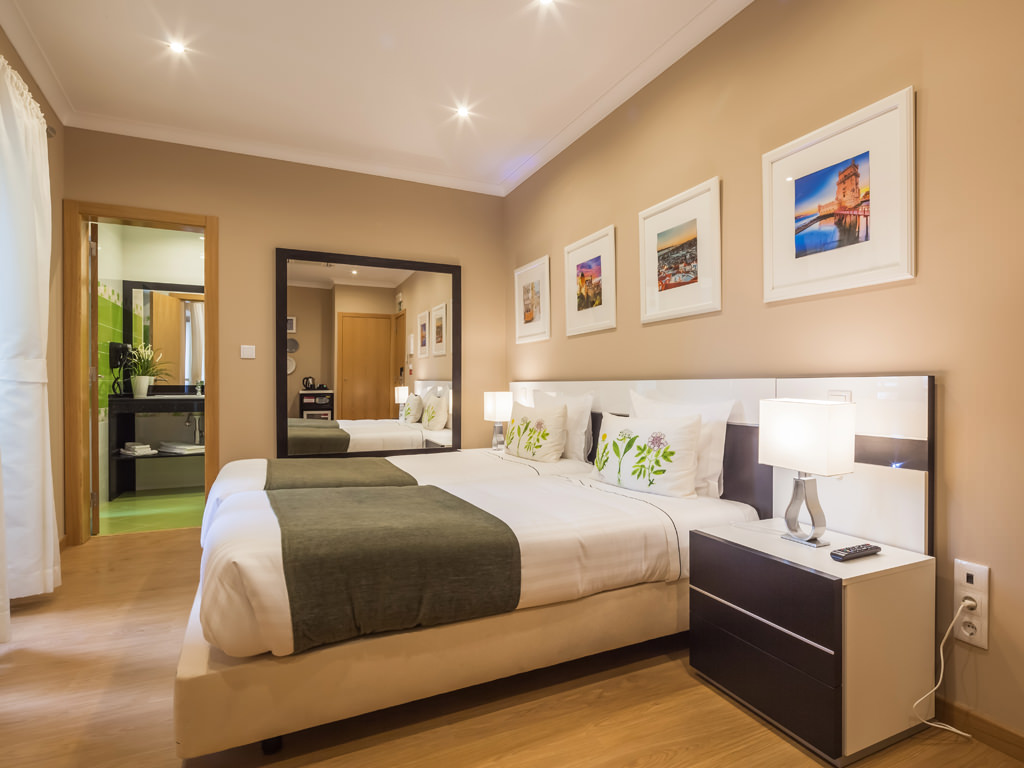 Chambres Twin Supérieur